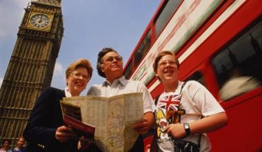 İngiltere Ziyaretçi / Turist Vizesi